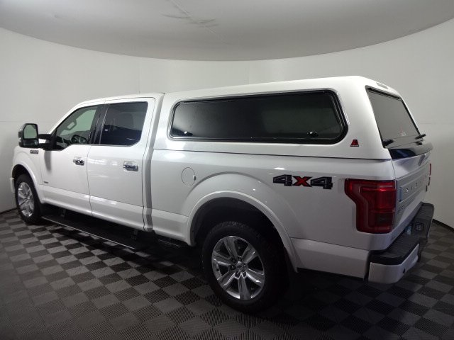 2015 F-150 SuperCrew Cab 4x4,  Pickup #77660A - photo 9