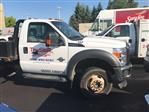 2016 F-550 Regular Cab DRW 4x4,  Platform Body #77679A - photo 1