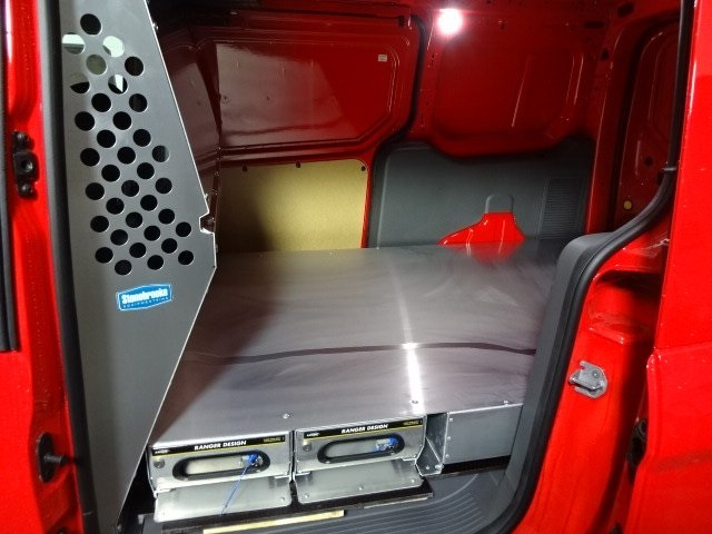 2019 Transit Connect 4x2,  Ranger Design Upfitted Cargo Van #77696 - photo 13