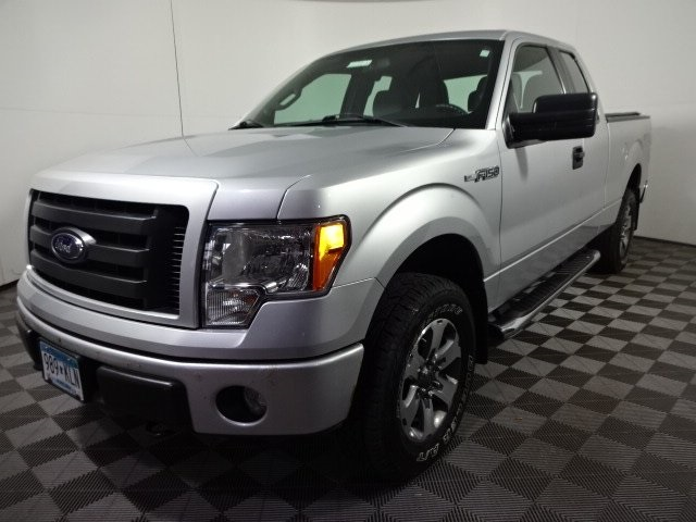 2012 F-150 Super Cab 4x4,  Pickup #77760F - photo 5