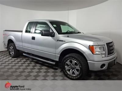 2012 F-150 Super Cab 4x4,  Pickup #77760F - photo 1