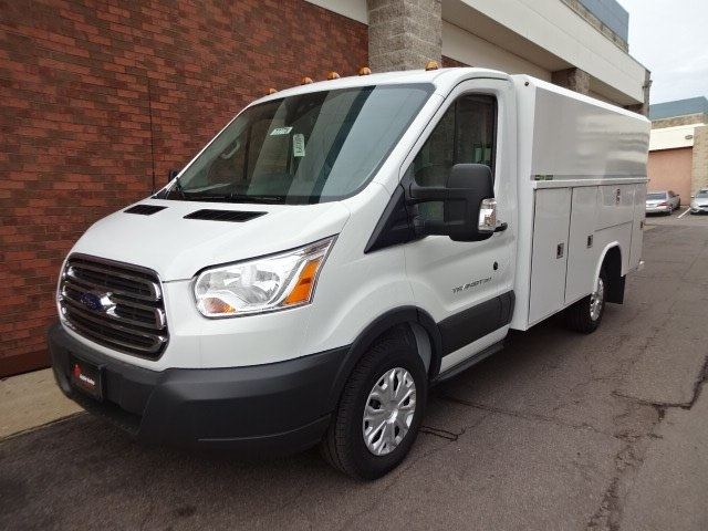 2018 Transit 350 4x2,  Reading Service Utility Van #77778 - photo 4