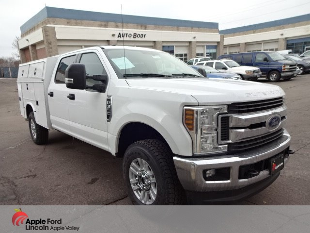 2019 F-350 Crew Cab 4x4,  Knapheide KUVcc Service Body #77820 - photo 1