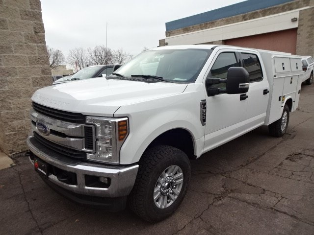 2019 F-350 Crew Cab 4x4,  Knapheide Service Body #77820 - photo 5