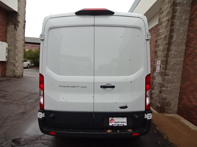 2018 Transit 250 Med Roof 4x2,  Empty Cargo Van #77829 - photo 6