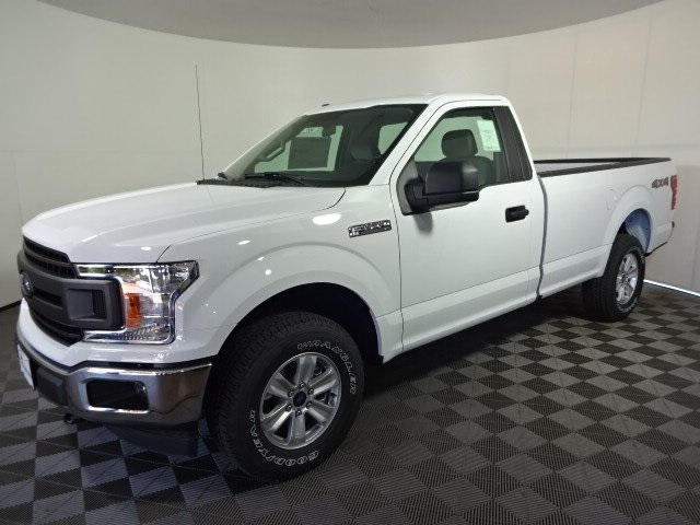 2018 F-150 Regular Cab 4x4,  Pickup #77854 - photo 4