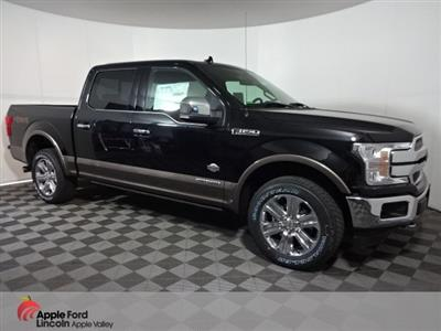 2018 F-150 SuperCrew Cab 4x4,  Pickup #77902 - photo 1