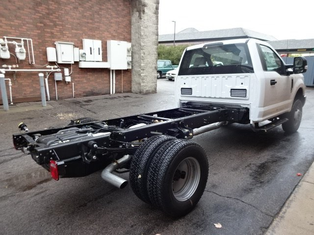 2019 F-350 Regular Cab DRW 4x4,  Cab Chassis #77969 - photo 2