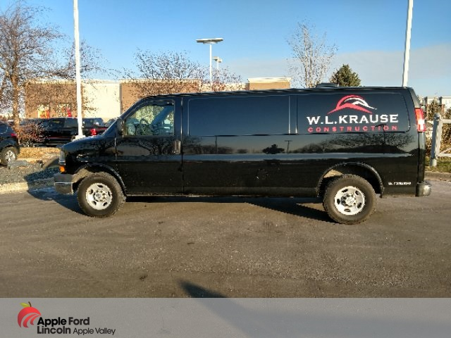 2009 Express 3500 4x2,  Upfitted Cargo Van #78004A - photo 4