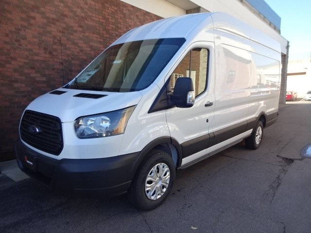 2019 Transit 350 High Roof 4x2,  Empty Cargo Van #78028 - photo 4