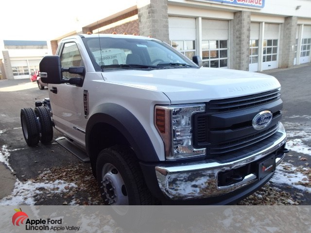 2019 F-550 Regular Cab DRW 4x4,  Cab Chassis #78044 - photo 1