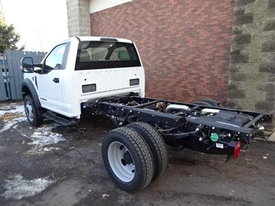 2019 F-550 Regular Cab DRW 4x4,  Cab Chassis #78044 - photo 5