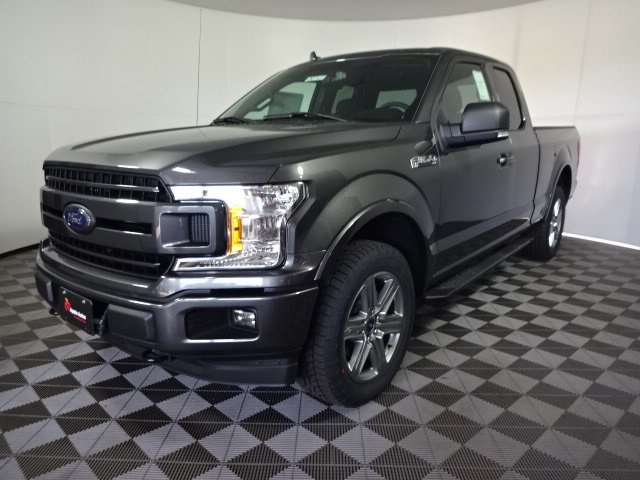 2018 F-150 Super Cab 4x4,  Pickup #78048 - photo 4