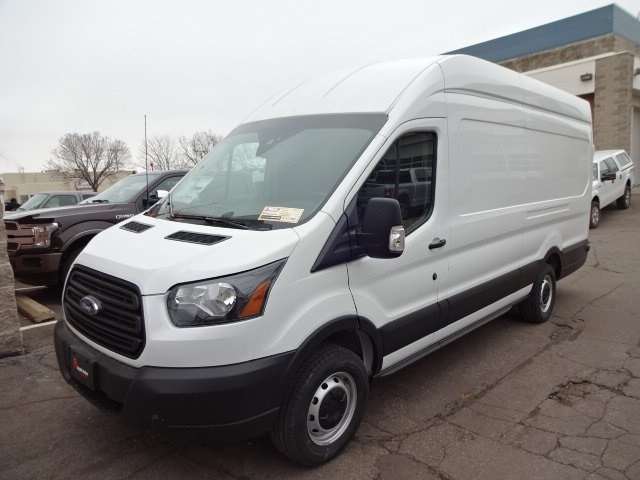 2019 Transit 350 High Roof 4x2,  Empty Cargo Van #78056 - photo 4
