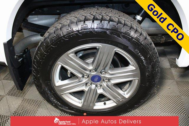 2018 F-150 SuperCrew Cab 4x4,  Pickup #78103 - photo 3