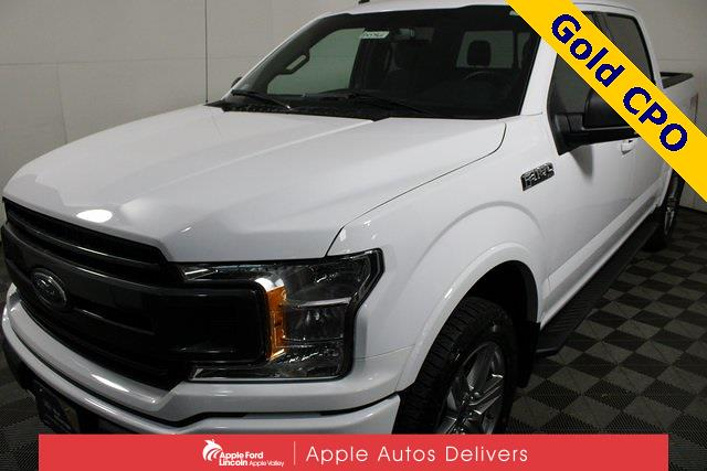 2018 F-150 SuperCrew Cab 4x4,  Pickup #78103 - photo 2