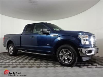 2017 F-150 Super Cab 4x4,  Pickup #78129A - photo 1