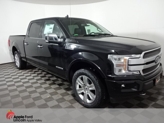 2018 F-150 SuperCrew Cab 4x4,  Pickup #78130 - photo 1