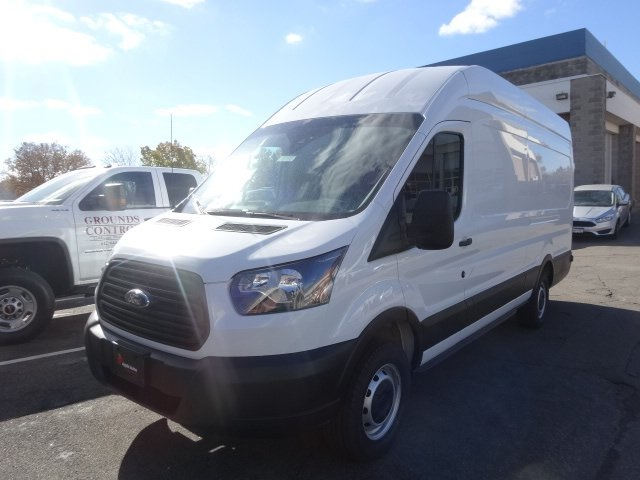 2019 Transit 350 High Roof 4x2,  Empty Cargo Van #78156 - photo 4