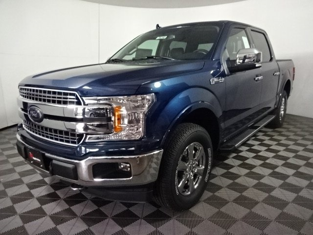 2018 F-150 SuperCrew Cab 4x4,  Pickup #78250 - photo 4