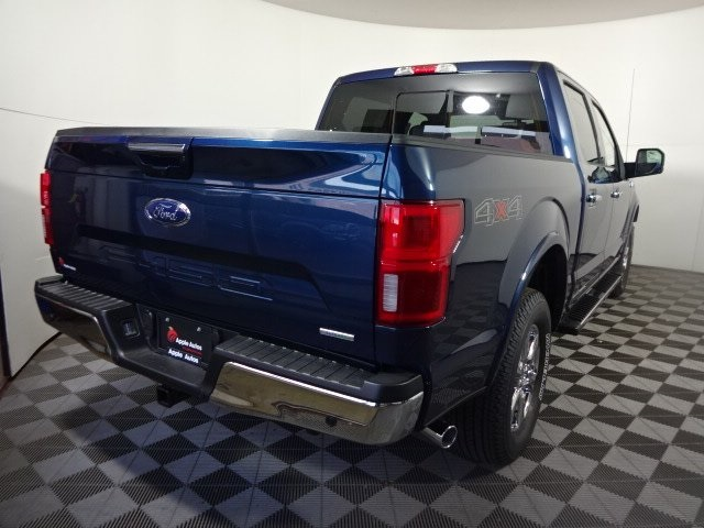 2018 F-150 SuperCrew Cab 4x4,  Pickup #78250 - photo 2