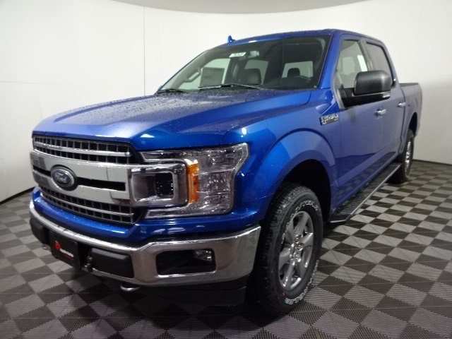 2018 F-150 SuperCrew Cab 4x4,  Pickup #78345 - photo 4