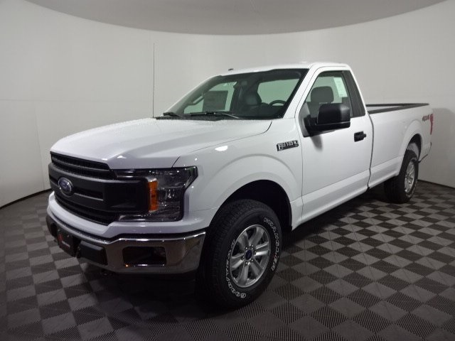 2018 F-150 Regular Cab 4x4,  Pickup #78365 - photo 4