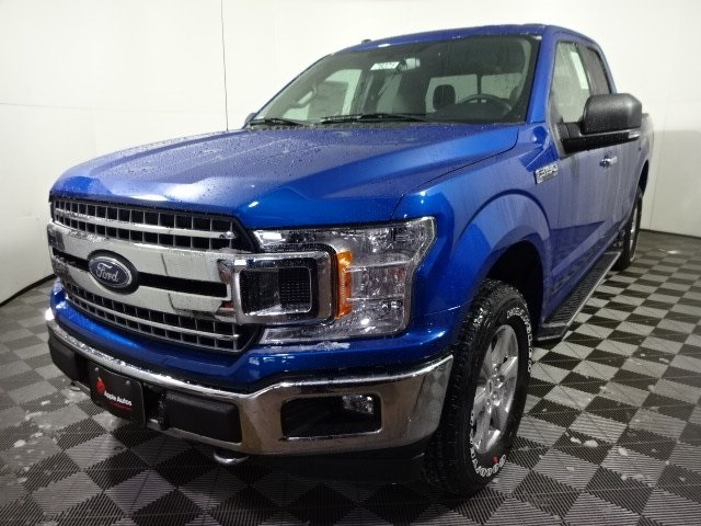 2018 F-150 Super Cab 4x4,  Pickup #78371 - photo 4