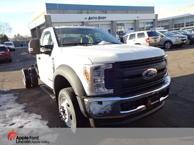 2019 F-450 Regular Cab DRW 4x4,  Cab Chassis #78376 - photo 1