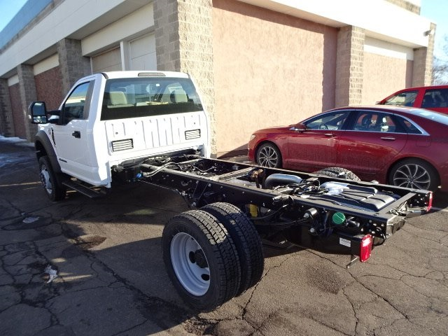 2019 F-450 Regular Cab DRW 4x4,  Cab Chassis #78376 - photo 5