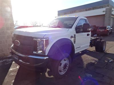 2019 F-450 Regular Cab DRW 4x4,  Cab Chassis #78376 - photo 4