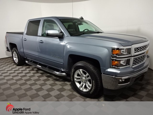 2015 Silverado 1500 Crew Cab 4x4,  Pickup #78396A - photo 1