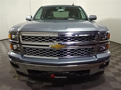 2015 Silverado 1500 Crew Cab 4x4,  Pickup #78396A - photo 4