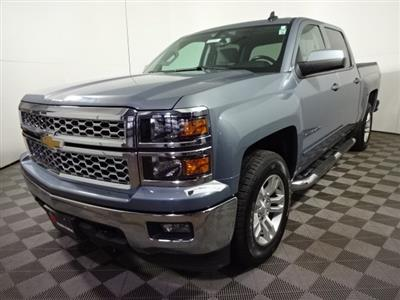 2015 Silverado 1500 Crew Cab 4x4,  Pickup #78396A - photo 6