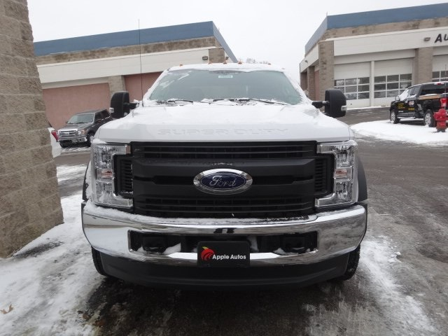2019 F-550 Crew Cab DRW 4x4,  Cab Chassis #78419 - photo 3
