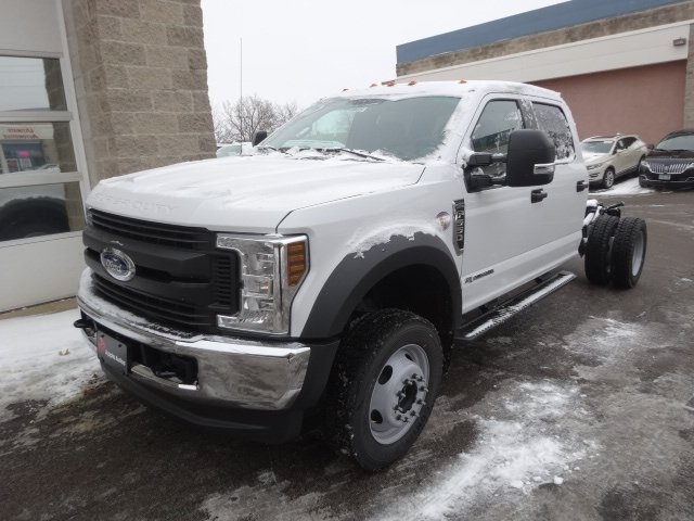 2019 F-550 Crew Cab DRW 4x4,  Cab Chassis #78419 - photo 4