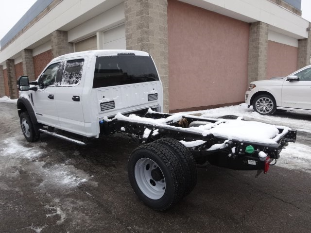 2019 F-550 Crew Cab DRW 4x4,  Cab Chassis #78419 - photo 5