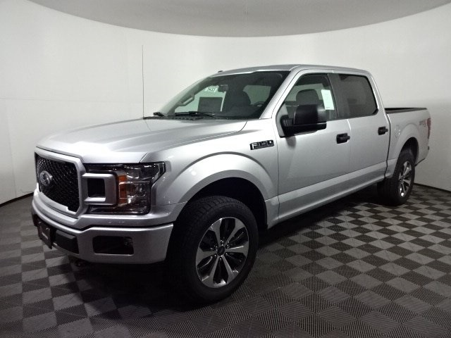 2019 F-150 SuperCrew Cab 4x4,  Pickup #78433 - photo 4