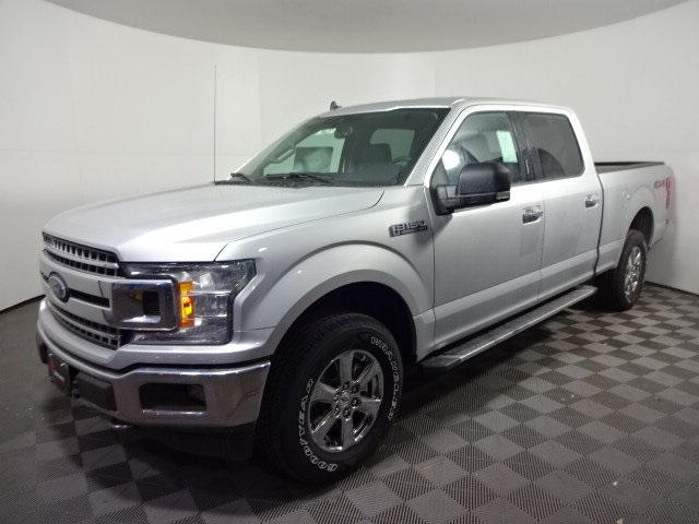2019 F-150 SuperCrew Cab 4x4,  Pickup #78437 - photo 4