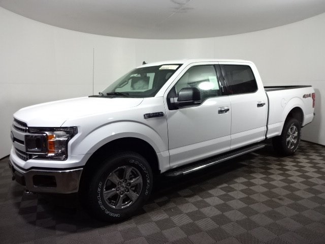 2019 F-150 SuperCrew Cab 4x4,  Pickup #78463 - photo 4