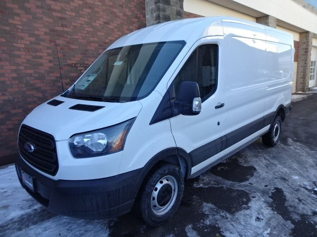 2019 Transit 250 Med Roof 4x2,  Empty Cargo Van #78519 - photo 4