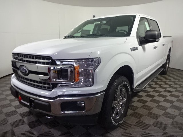 2019 F-150 SuperCrew Cab 4x4,  Pickup #78545 - photo 4