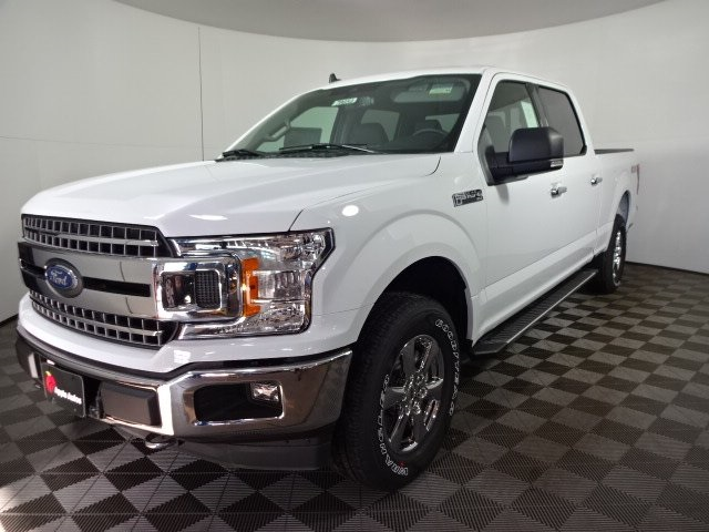 2019 F-150 SuperCrew Cab 4x4,  Pickup #78654 - photo 4