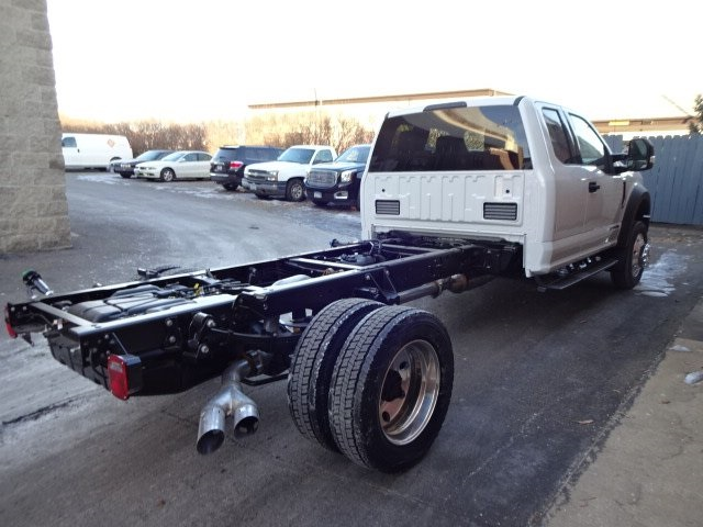 2019 F-550 Super Cab DRW 4x4,  Cab Chassis #78693 - photo 2