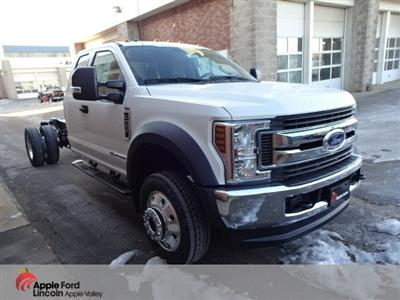 2019 F-550 Super Cab DRW 4x4,  Cab Chassis #78693 - photo 1