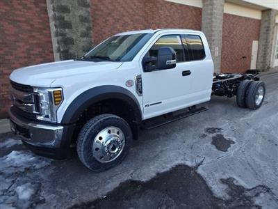2019 F-550 Super Cab DRW 4x4,  Cab Chassis #78693 - photo 4