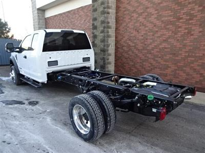 2019 F-550 Super Cab DRW 4x4,  Cab Chassis #78693 - photo 5
