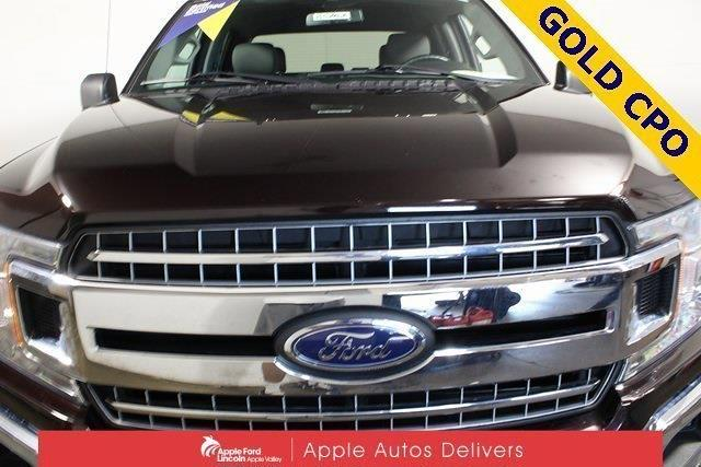 2019 F-150 SuperCrew Cab 4x4,  Pickup #78716 - photo 5