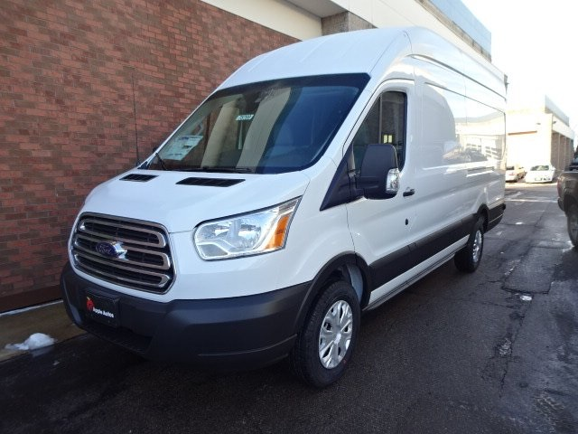 2019 Transit 350 High Roof 4x2,  Empty Cargo Van #78769 - photo 4