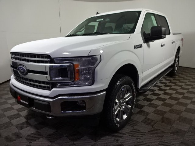 2019 F-150 SuperCrew Cab 4x4,  Pickup #78858 - photo 4